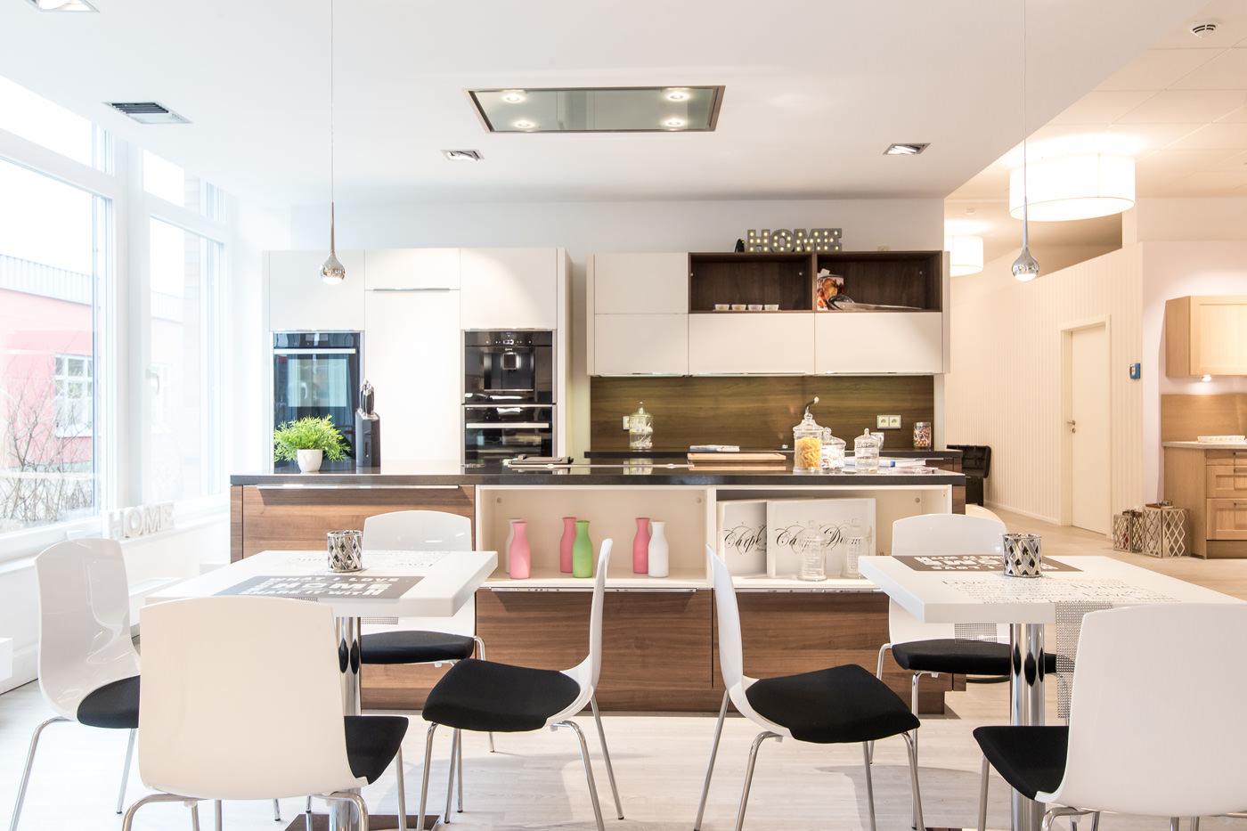 Küchenausstellung in Lübeck Küchen aller Art – Küchen